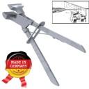 Плоскогубцы для волочения проволоки 135мм инструментальная сталь.  (Оригинал, с клеймом производителя) ГЗ-51336