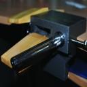 Наковальня профессиональная на 2 Финагеля и ригель Германия (Оригинал, с клеймом производителя) ГЗ-51575 +  ГЗ-51568