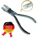 Плоскогубцы нейлон и метал. Клещи плоскогубцы 140 мм. отпалерованая  инструментальная сталь.(Оригинал, с клеймом производителя) ГЗ-51341 экстра качество.