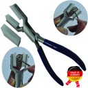Плоскогубцы нейлон и метал  150 мм, инструментальная сталь.(Оригинал, с клеймом производителя) ГЗ-51310 (copy)