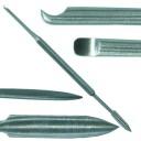 Шпатель  по воску   .инструментальная сталь.  (Оригинал, с клеймом производителя) ГЗ-51605