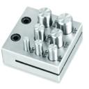 Вырубка дисков (7 пуансонов) 6-8-9-11-12-14-16 мм ( Польша ) DM381