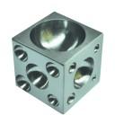 Анка кубическая 35*35 мм,полусферы; 4-5-6-7-8-9-10-11-12-13-14-15-16-19-21-25-30 мм ( Польша )  хорошее качество закаленная сталь