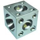 Анка кубическая 60*60 мм,полусферы; 4-5-6-7-8-9-10-11-12-13-14-16-18-20-22-25-30-32-35-40-45 мм ( Польша )  хорошее качество закаленная сталь
